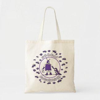 Sci-Fi-Fan Dad Budget Tote Bag