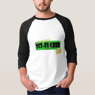 Sci-Fi Geek T-Shirt