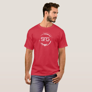 Sci FI Generation Deep Red Shirt