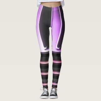 SCI-FI PINK LEGGINGS