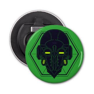 Sci Fi Plague Mask Bottle Opener