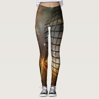 Sci-Fi Space Fantasy Leggings