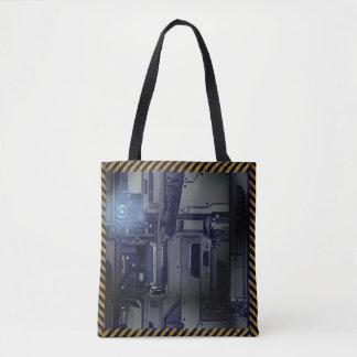 Sci-Fi Tote Bag