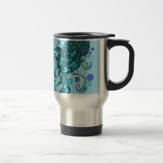 SCI - Jellyfish -String Cheese Incident - Tequilla Travel Mug