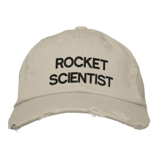 SCI-ROCK-WF EMBROIDERED BASEBALL CAPS