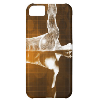 Science Abstract as a Concept Background Art Cover For iPhone 5C