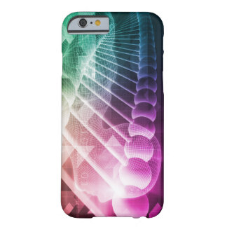 Science Abstract Presentation Background Barely There iPhone 6 Case
