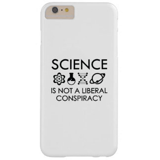 Science Barely There iPhone 6 Plus Case