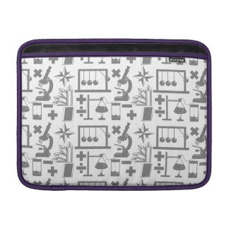 Science Biology Physics Geography Math Pattern MacBook Air Sleeves