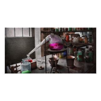 Science - Chemist - Chemistry for Medicine  Photo Greeting Card