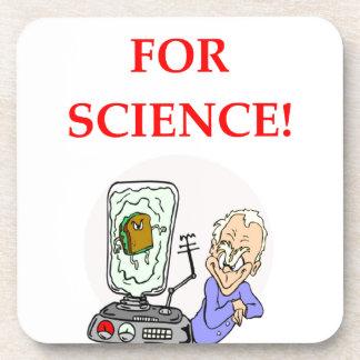 science coasters