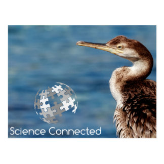 Science Connected post card #003