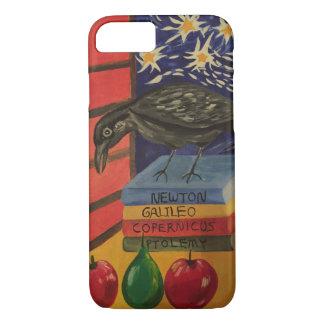 Science Crow iPhone 7 Case