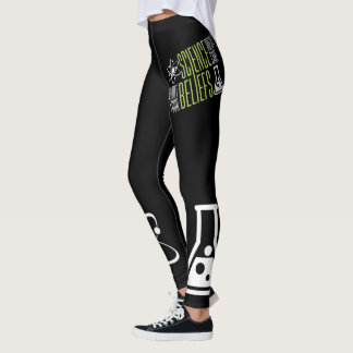 Science Doesn't Care Leggings
