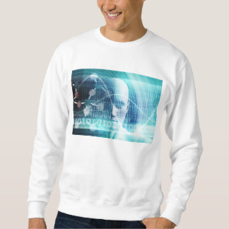 Science Education and Developing Scientists Sweatshirt