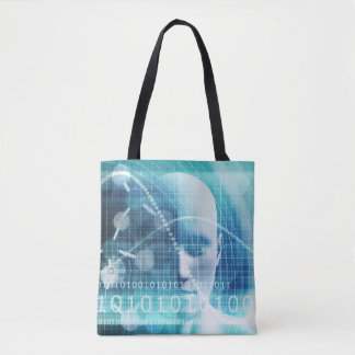 Science Education and Developing Scientists Tote Bag