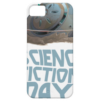 Science Fiction Day - Appreciation Day Case For The iPhone 5
