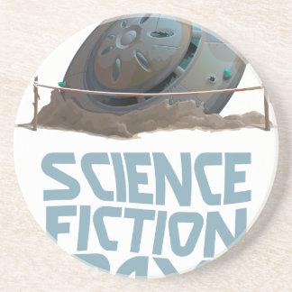 Science Fiction Day - Appreciation Day Coaster