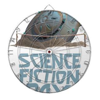 Science Fiction Day - Appreciation Day Dartboard