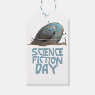 Science Fiction Day - Appreciation Day Gift Tags