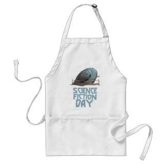 Science Fiction Day - Appreciation Day Standard Apron