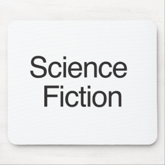 Science Fiction Mouse Pad