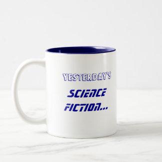 Science Fiction Science Fact Mug