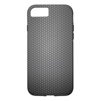 Science Fiction Spaceship Honeycomb Texture iPhone 7 Case