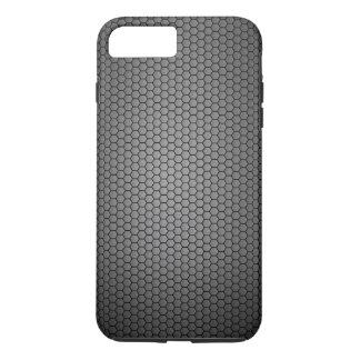 Science Fiction Spaceship Honeycomb Texture iPhone 7 Plus Case
