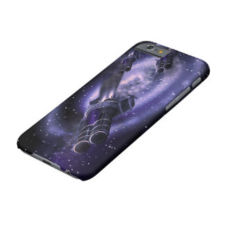 Science Fiction Spaceships Barely There iPhone 6 Case