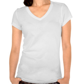 Science for the People Ladies V-Neck T Tee Shirt