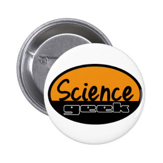 Science Geek 2 Inch Round Button