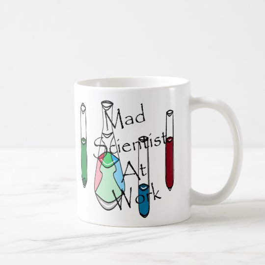 Science Geek Nerdy Chemistry Scientists STEM Mug