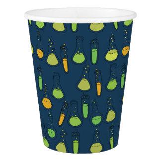science geek paper cup