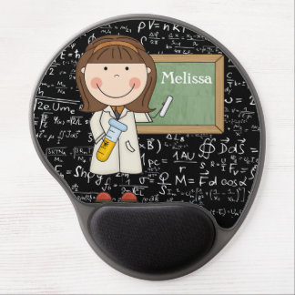 Science Gel Mousepad