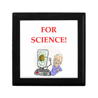science gift box
