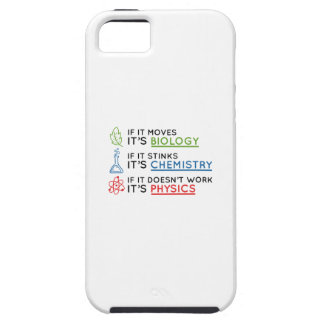 Science iPhone 5 Covers
