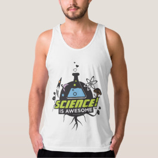 Science Is Awesome Tank Top