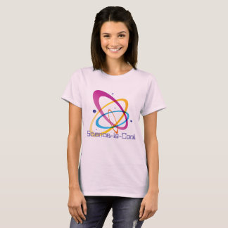 Science-is-Cool Women's Basic T-Shirt