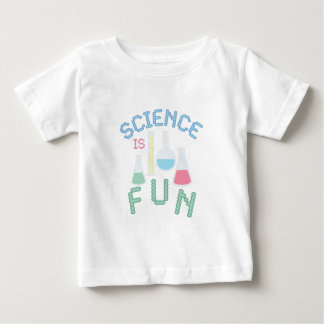 Science is Fun Baby T-Shirt