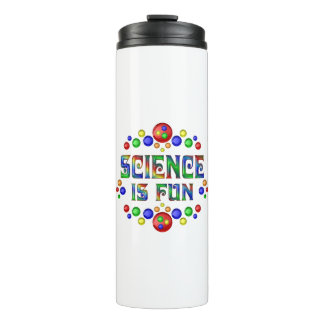 Science is Fun Thermal Tumbler