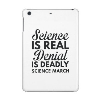 Science Is Real iPad Mini Cases