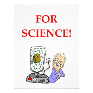 science letterhead