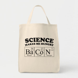 Science Makes Me Hungry BaCoN