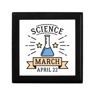 Science March Gift Box
