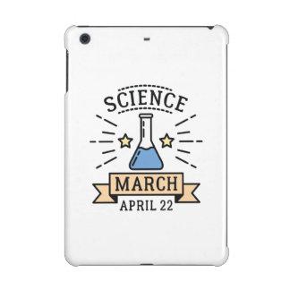 Science March iPad Mini Covers