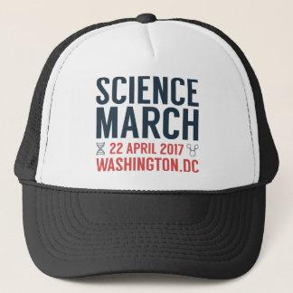 Science March Trucker Hat