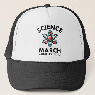 Science March Trucker Hat