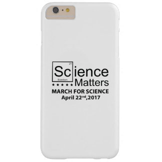 Science Matters Barely There iPhone 6 Plus Case