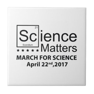 Science Matters Tile